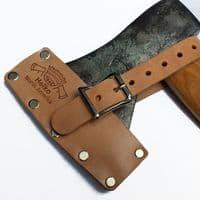 Helko Leather Hatchet and Axe Sheaths